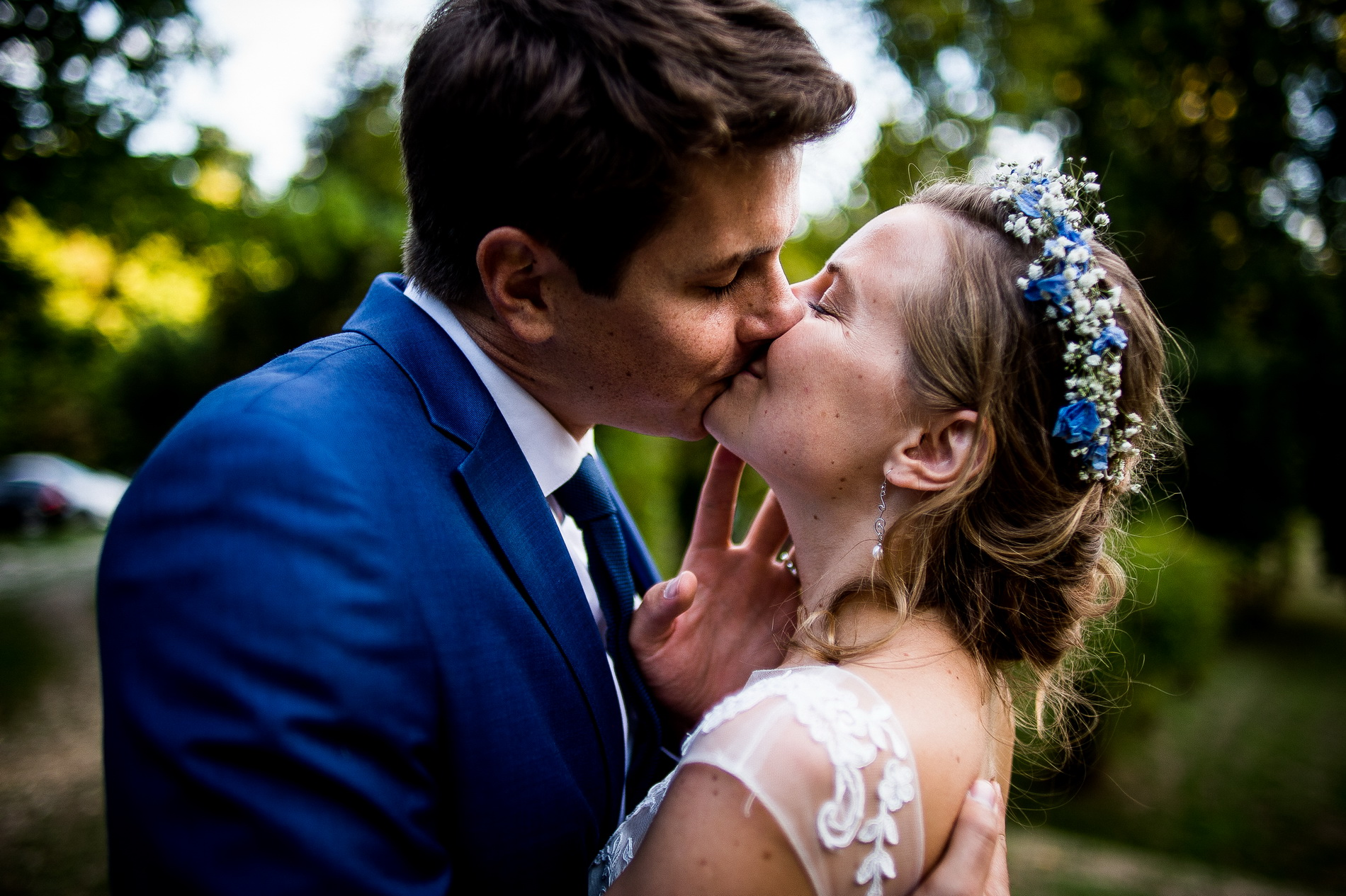 Photo d'accueil Frédéric Bayle photographe mariage Paris