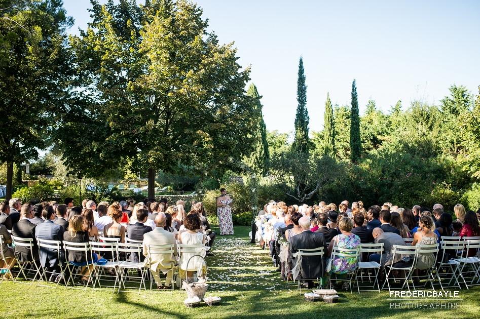 plan général de la cérémonie du mariage