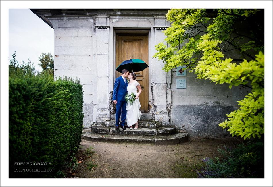 mariage pluvieux, comment faire des photos ?