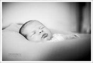 photos de bébé pendant la sieste