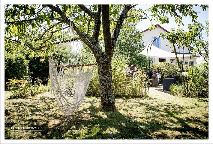 reportage de mariage à la Maison Blanche d'Etienne Brunel, près de Paris