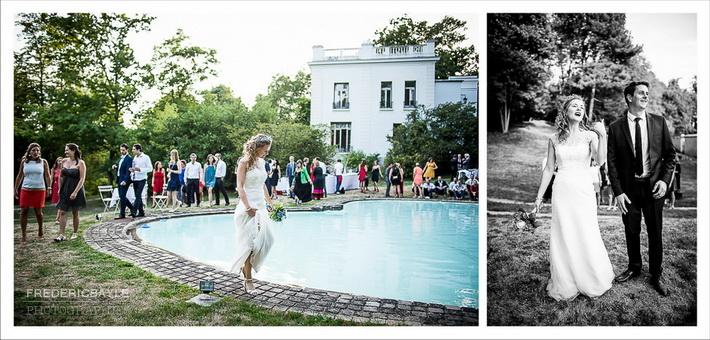 Mariage à la Maison Blanche d'Etienne Brunel