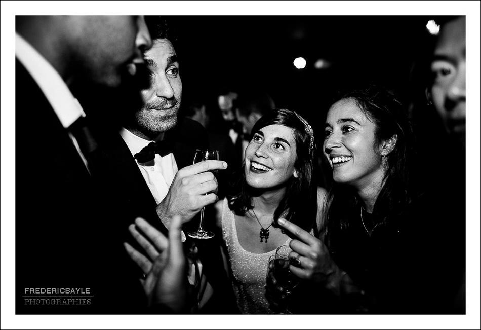photos d'ambiance du vin d'honneur du mariage