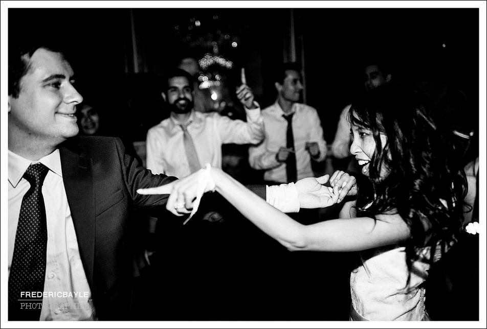Danse des mariés et ouverture du bal