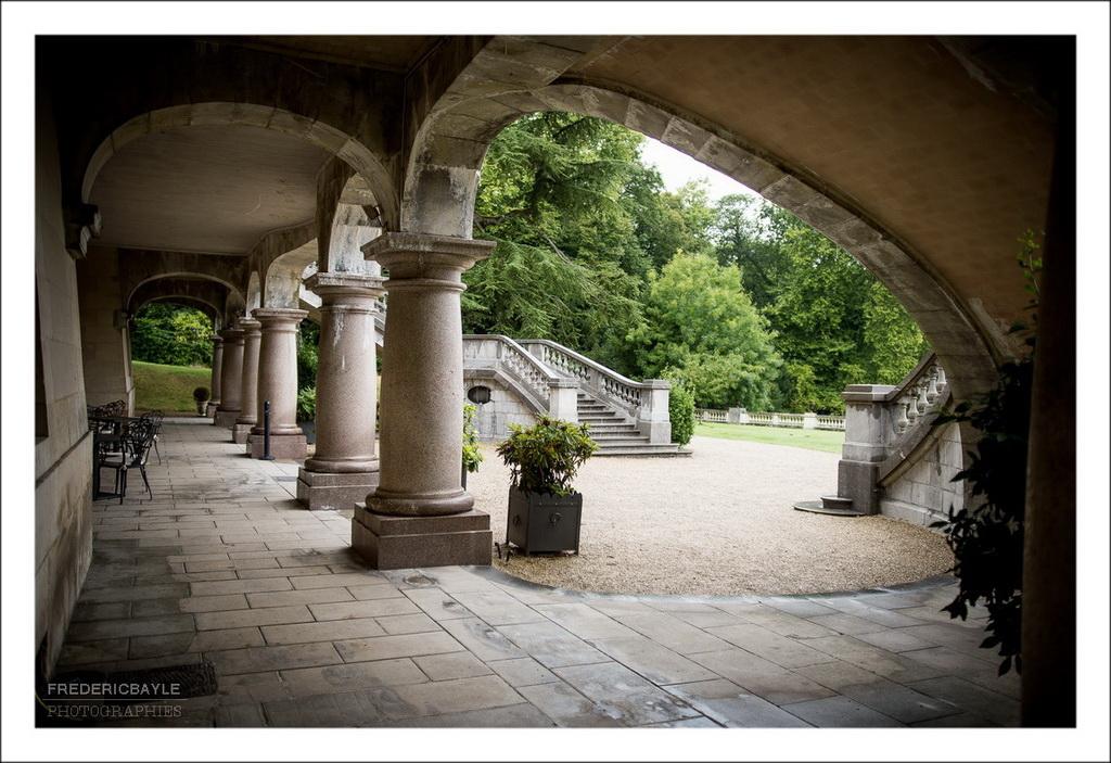 mariage au château de Bouffémont dans l'Oise