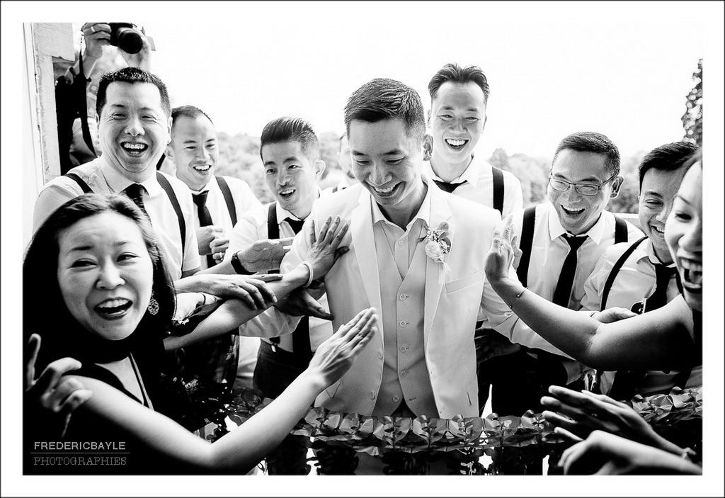 jeux typiques lors des mariages chinois