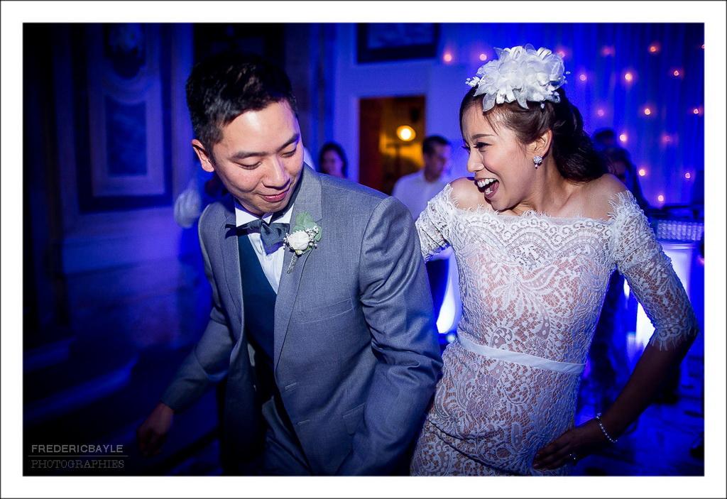 ouverture du bal du mariage, first dance