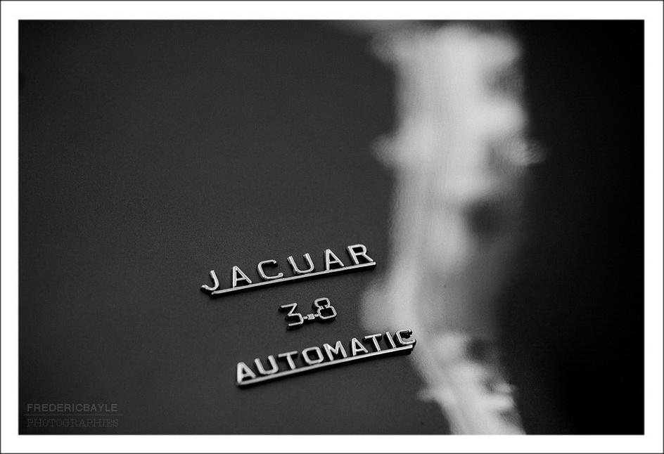 voiture de mariage de luxe, Jaguar automatic