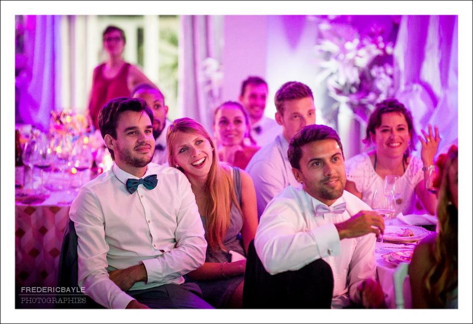 Plan des invités du mariage dans la salle de réception