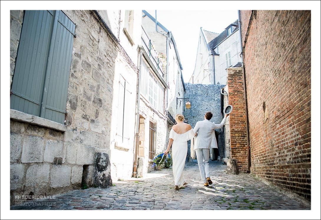 Balade photographique dans les rues de Senlis