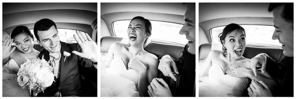 Mariage aux Erables à Meudon : N & A