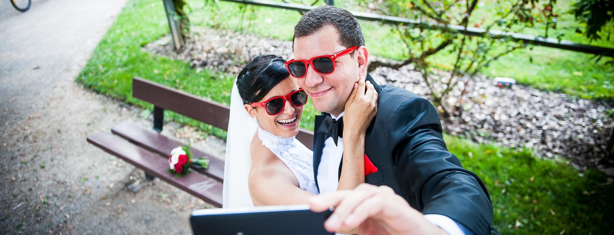 Reportage de mariage à Angers : Alice & Jorge