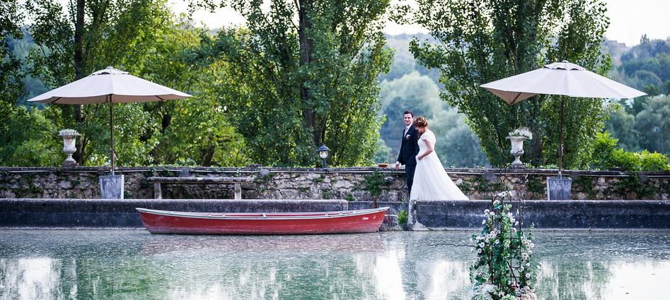 Mariage au Domaine de l'Orangerie : O&B