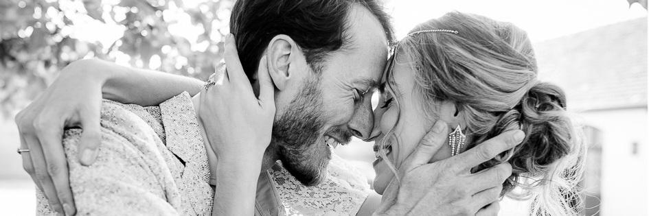 Mariage au Clos Barisseuse : D & M