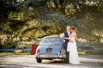 mariage au Pré-Catelan dans le bois de Boulogne, près de Paris