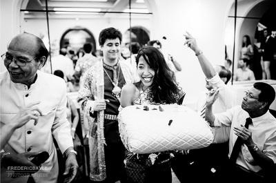 cérémonie traditionnelle cambodgienne aux Salons France-Amériques à Paris