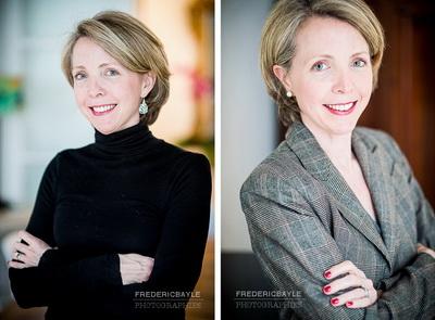 portraits corporate pour une femme entrepreneuse
