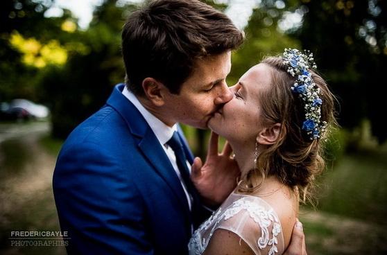 séance couple durant un mariage à Saint Rémy Les Chevreuses