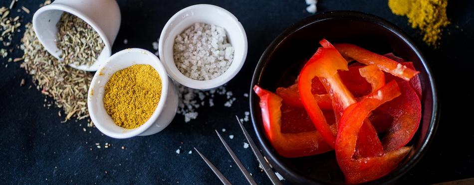 plan serré ingrédients cuisine traditionnelle grenoble